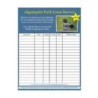 Algonquin Park Loon Survey